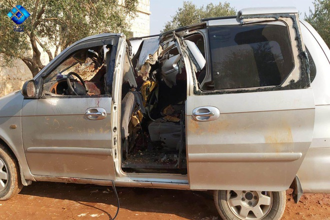 CẬP NHẬT: Diễn biến chiến sự Syria quá nhanh - Phiến quân chết như ngả rạ, sụp đổ hàng loạt - Ảnh 2.