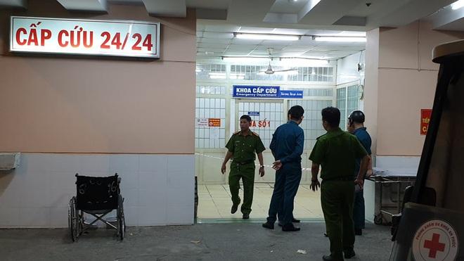 Người đàn ông nổ súng tự sát tại BV ở Sài Gòn từng mua đất của Alibaba Vũng Tàu - Ảnh 1.