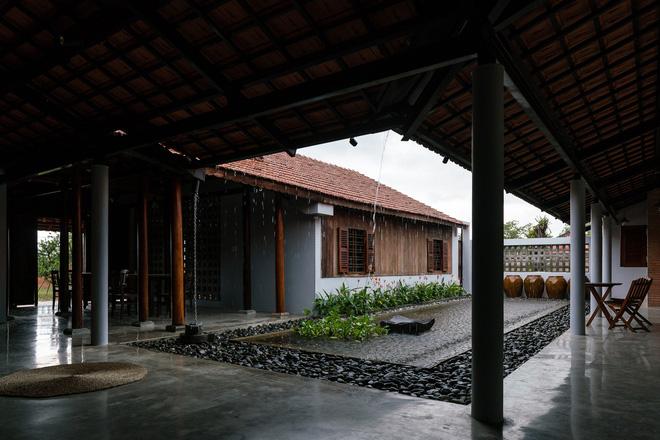 Mãn nhãn với ngôi nhà nội thất toàn bằng gỗ, như ốc đảo giữa nông thôn Việt Nam - Ảnh 11.