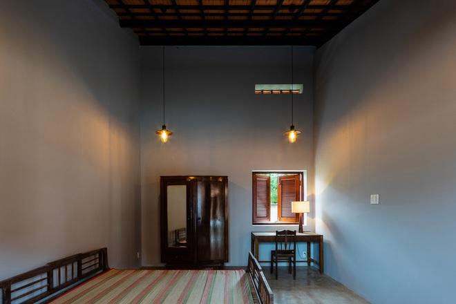 Mãn nhãn với ngôi nhà nội thất toàn bằng gỗ, như ốc đảo giữa nông thôn Việt Nam - Ảnh 12.