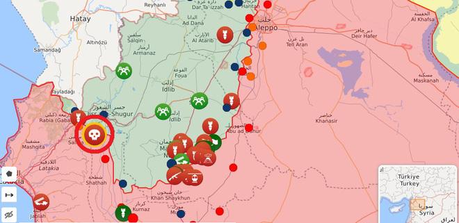 CẬP NHẬT: Máy bay tối tân của Mỹ áp sát Syria - Israel khiến PK Syria xoay như chong chóng - Ảnh 4.