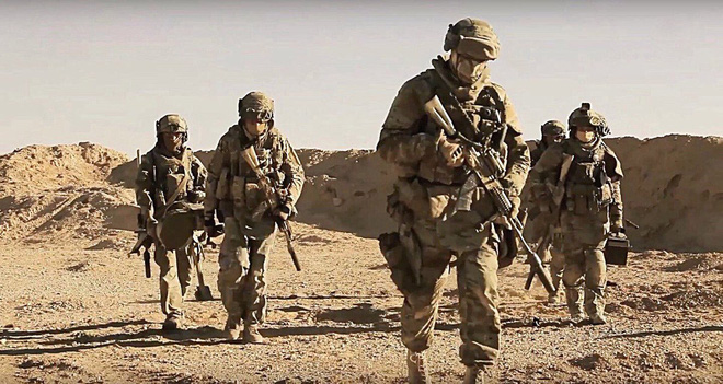 Súng trường tấn công cái chết thầm lặng: Khám phá vũ khí tối mật của đặc nhiệm Nga - ảnh 2