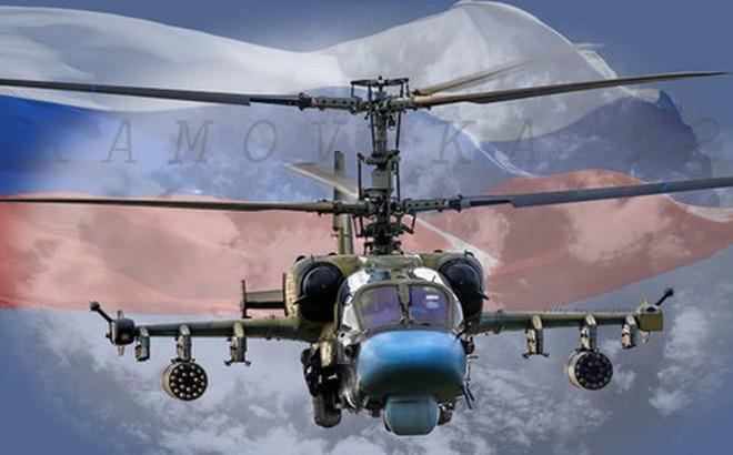 Infographic: Trực thăng tấn công Ka-52 của không quân Nga