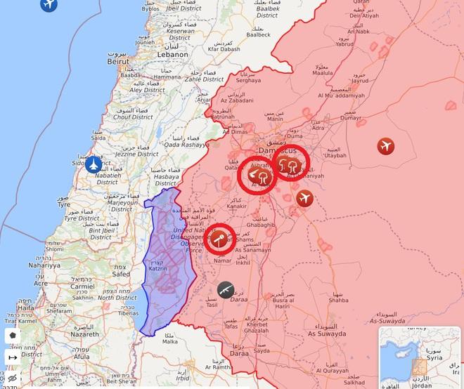 Su-35 và S-400 Nga bị Israel chơi đểu tại Syria: Mối hận không dễ nuốt trôi? - Ảnh 4.