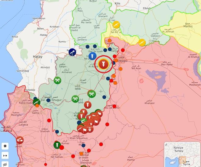 CẬP NHẬT: Máy bay tối tân của Mỹ áp sát Syria - Israel khiến PK Syria xoay như chong chóng - Ảnh 11.