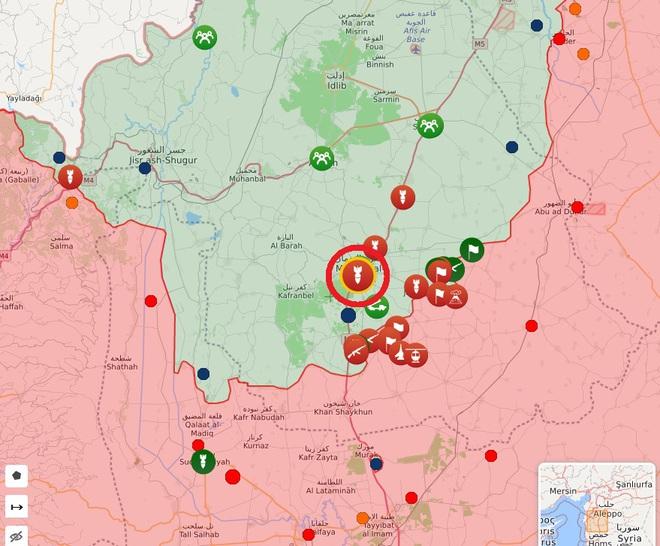 CẬP NHẬT: Máy bay tối tân của Mỹ áp sát Syria - Israel khiến PK Syria xoay như chong chóng - Ảnh 8.