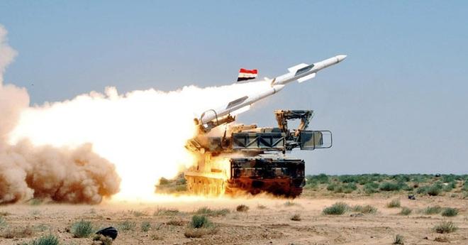 CẬP NHẬT: Máy bay tối tân của Mỹ áp sát Syria - Israel khiến PK Syria xoay như chong chóng - Ảnh 23.