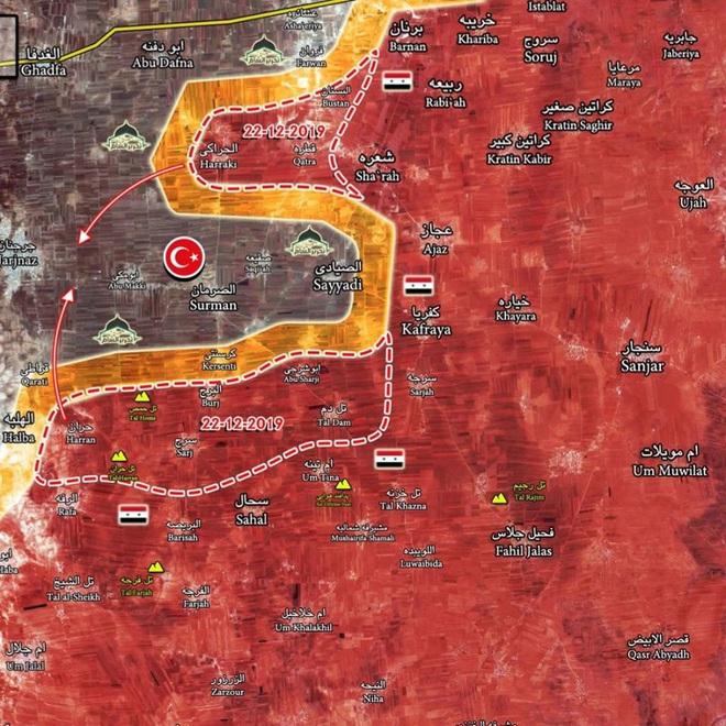CẬP NHẬT: Máy bay tối tân của Mỹ áp sát Syria - Israel khiến PK Syria xoay như chong chóng - Ảnh 22.