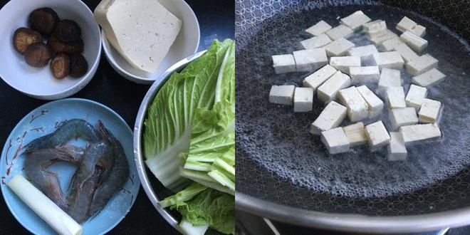 Bữa tối có món canh cải thảo ngọt ngon lại đủ chất thì chẳng cần món gì khác nữa! - Ảnh 1.