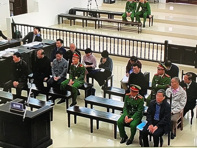 Cựu Bộ trưởng Nguyễn Bắc Son: Tới đây, có thể bị cáo phải trả giá bằng cả sinh mạng của mình - Ảnh 2.