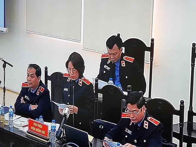 LS cho rằng bưng bít thông tin, đại diện VKS nói bức thư cựu Bộ trưởng Nguyễn Bắc Son gửi vợ không phải thư tình - Ảnh 1.
