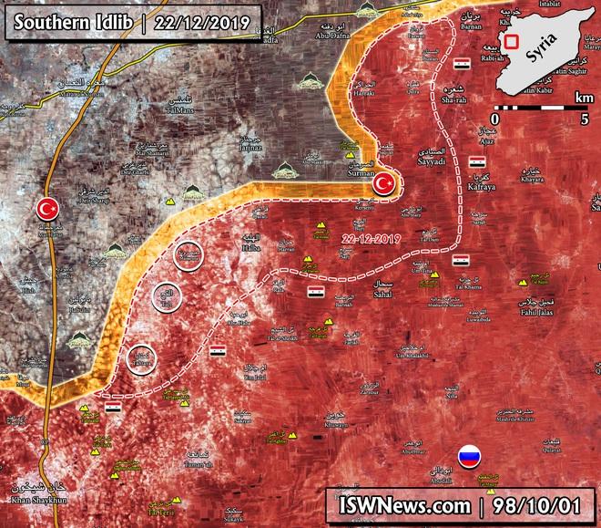 CẬP NHẬT: Máy bay tối tân của Mỹ áp sát Syria - Israel khiến PK Syria xoay như chong chóng - Ảnh 13.