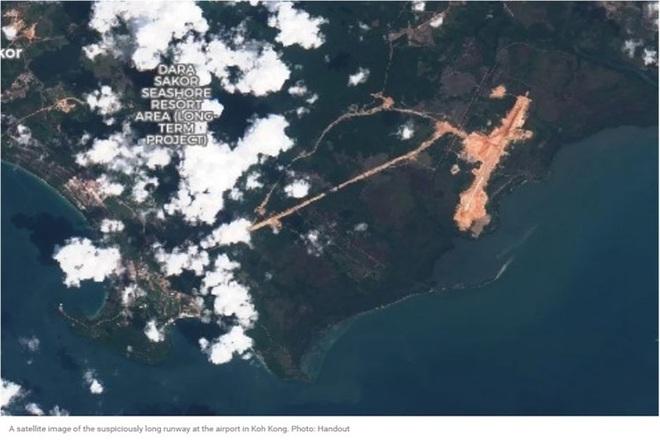 Vết sẹo ngang rừng và dự án bí ẩn của TQ: Mỹ nghi ngờ, Campuchia đáp trả đừng bịa đặt - Ảnh 3.