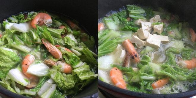 Bữa tối có món canh cải thảo ngọt ngon lại đủ chất thì chẳng cần món gì khác nữa! - Ảnh 4.