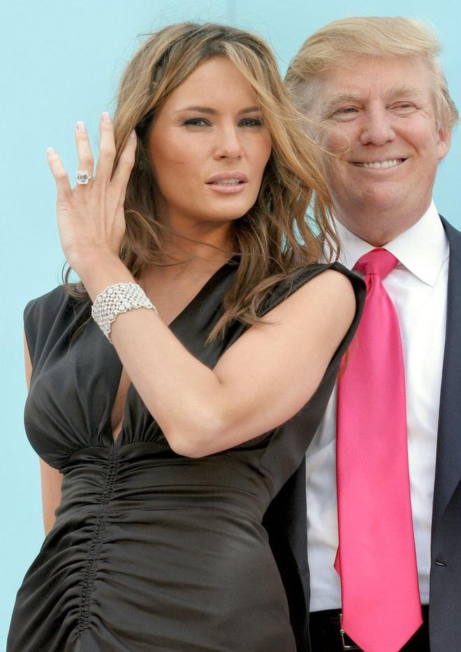 Melania Trump và Ivanka: Nhẫn đính hôn của ai đáng giá hơn? - Ảnh 5.