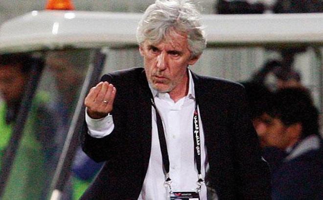 UAE thay tướng, HLV Park Hang-seo có đối thủ mới tại vòng loại World Cup 2022