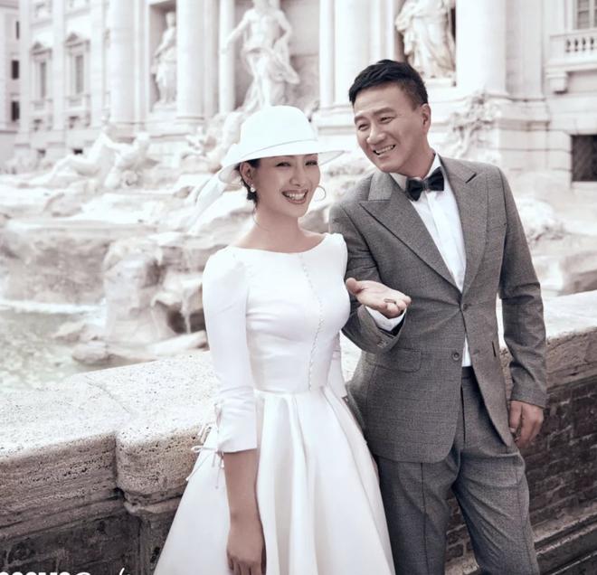 Kiều Phong đỉnh nhất Thiên long bát bộ: Cuộc sống gia đình đẹp hơn cả trên phim - Ảnh 10.