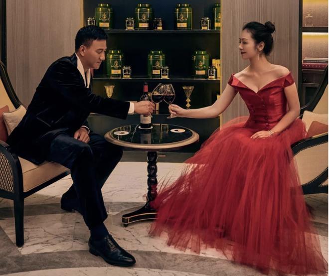 Kiều Phong đỉnh nhất Thiên long bát bộ: Cuộc sống gia đình đẹp hơn cả trên phim - Ảnh 6.