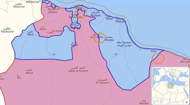 8.500 quân Thổ đối đầu 7.000 quân Nga: Ai thắng ai trong đại chiến Libya? - ảnh 1