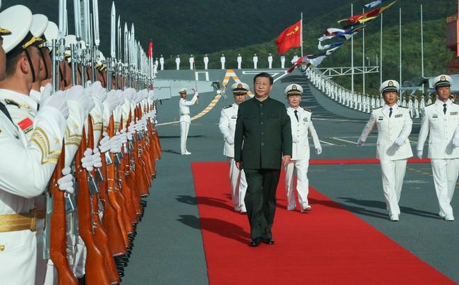 """Tàu sân bay Sơn Đông liên quan gì tới """"mối nhục"""" hạm đội Trung Quốc bị Nhật vùi dập tan tác?"""