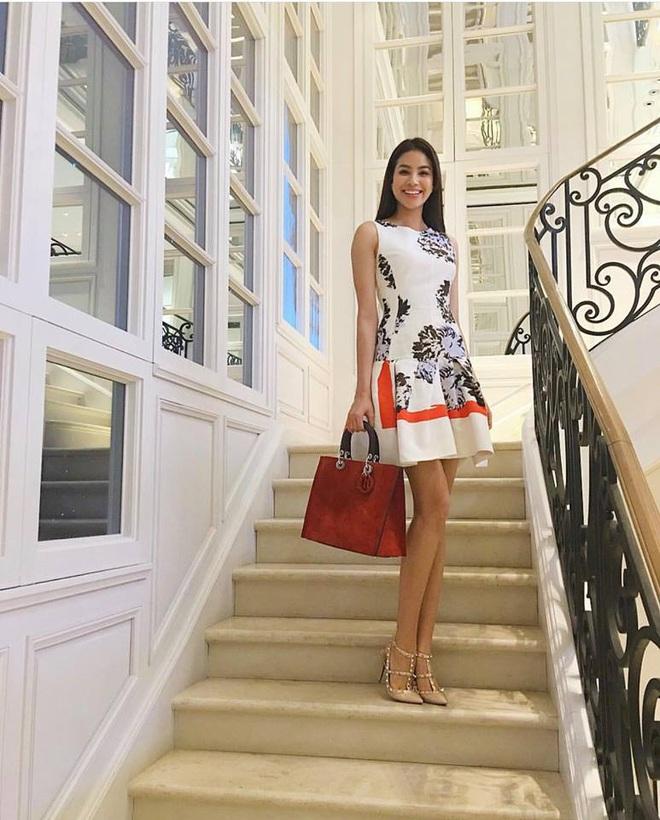 Hoa hậu Phạm Hương công khai đã sinh con, lần đầu khoe hình ảnh con trai 1 tuổi - Ảnh 4.