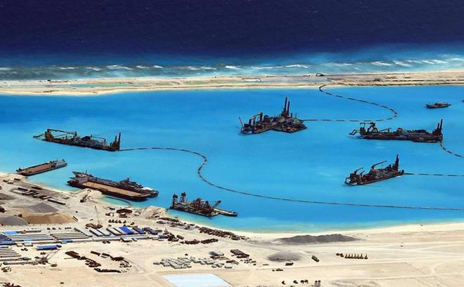 Môi trường Biển Đông bị hủy hoại vì hành vi thiếu trách nhiệm