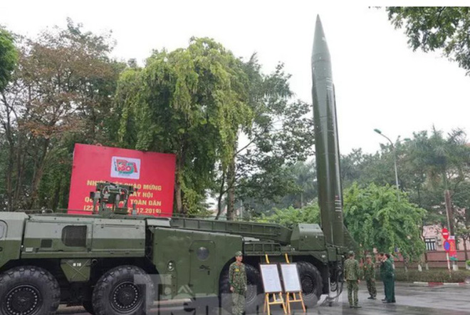 [ẢNH] Tên lửa đạn đạo Scud mạnh nhất Đông Nam Á - Ảnh 1.