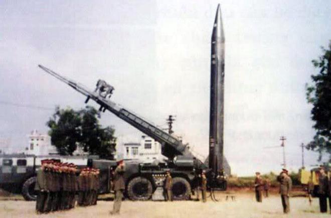 [ẢNH] Tên lửa đạn đạo Scud mạnh nhất Đông Nam Á - Ảnh 2.
