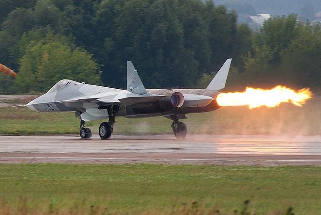 Lộ nguyên nhân bất ngờ khiến tiêm kích tàng hình Su-57 Nga rơi - Ảnh 5.