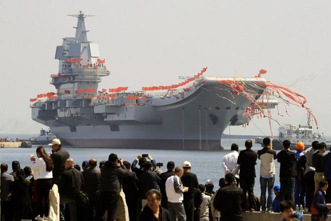 Tàu sân bay Sơn Đông liên quan gì tới mối nhục hạm đội Trung Quốc bị Nhật vùi dập tan tác? - Ảnh 4.