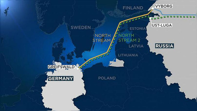 Mỹ-châu Âu nội chiến vì Dòng chảy phương Bắc, Nga tổn thương nhưng vẫn ngư ông đắc lợi? - Ảnh 3.