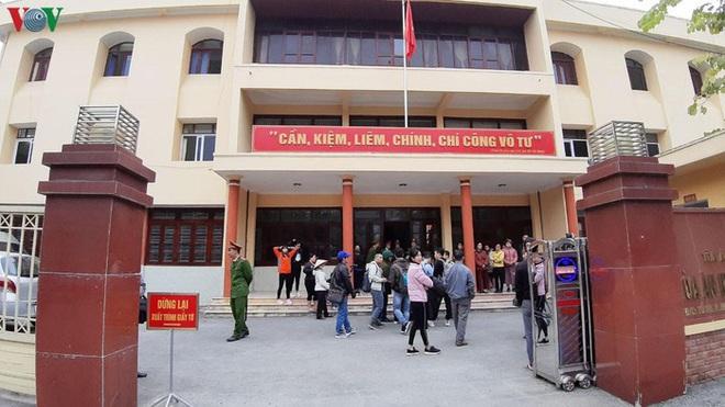 Điện Biên đảm bảo an toàn việc xét xử vụ án sát hại nữ sinh giao gà - Ảnh 1.