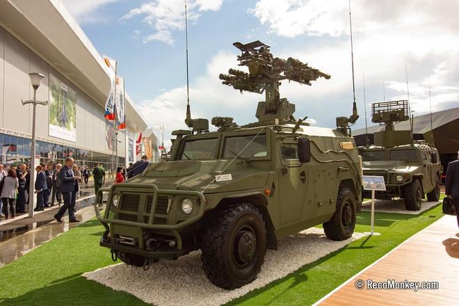 Tổ hợp tên lửa phòng không Gibka-S tối tân của Nga sẵn sàng tuốt gươm khỏi vỏ - Ảnh 1.