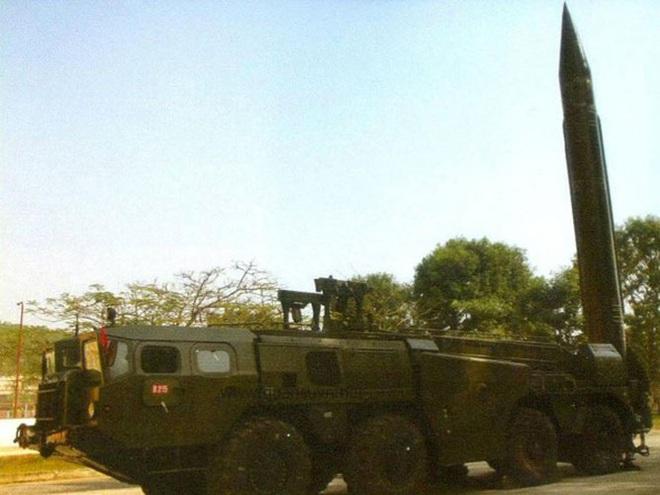 [ẢNH] Tên lửa đạn đạo Scud mạnh nhất Đông Nam Á - Ảnh 14.