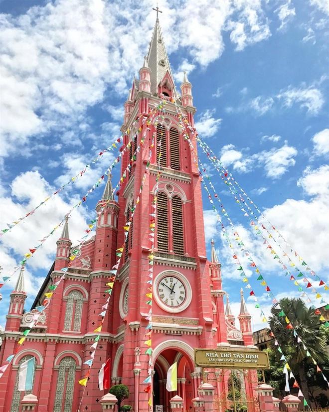 Những điểm lý tưởng đón Giáng Sinh, Noel tại Hà Nội và TP HCM - Ảnh 17.