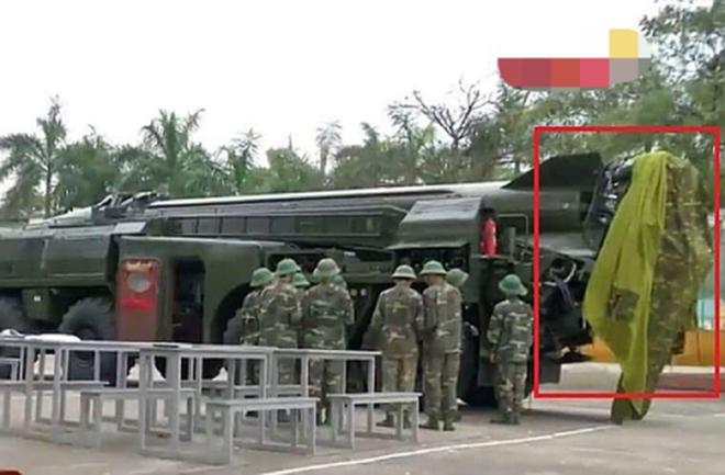[ẢNH] Tên lửa đạn đạo Scud mạnh nhất Đông Nam Á - Ảnh 4.