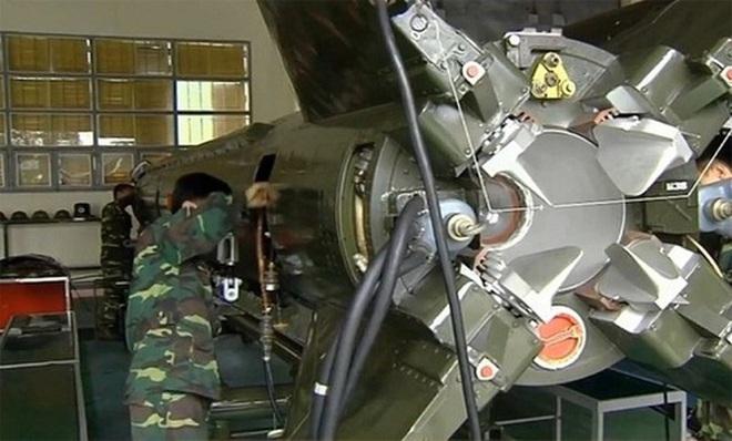 [ẢNH] Tên lửa đạn đạo Scud mạnh nhất Đông Nam Á - Ảnh 7.