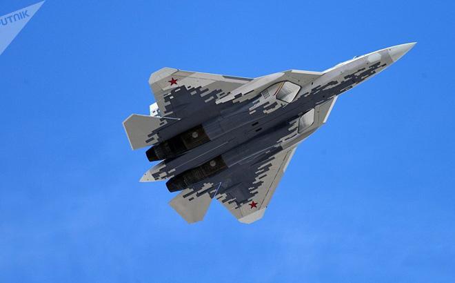 Lộ nguyên nhân bất ngờ khiến tiêm kích tàng hình Su-57 Nga rơi