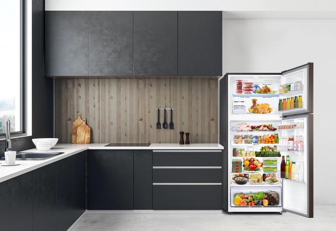 Cùng chức năng làm lạnh, tủ lạnh 2 dàn lạnh độc lập có ưu điểm gì so với tủ lạnh thường? - Ảnh 3.