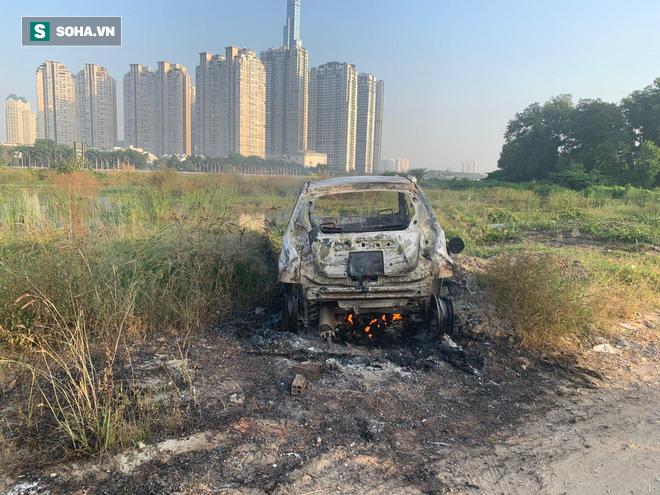 Danh tính nghi phạm sát hại cả gia đình Hàn Quốc cướp tài sản đốt xe phi tang ở Sài Gòn - Ảnh 3.