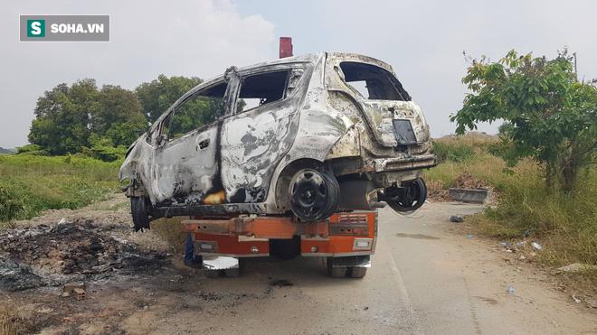 Danh tính nghi phạm sát hại cả gia đình Hàn Quốc cướp tài sản đốt xe phi tang ở Sài Gòn - Ảnh 2.