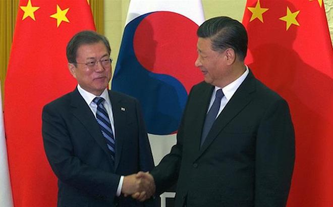 """Trung Quốc """"nhét chữ vào miệng"""" ông Moon Jae In, bị Seoul phản ứng vẫn quyết không đính chính?"""