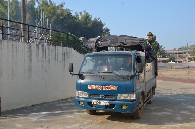[ẢNH] Hội trường sức chứa 8.000 người cho phiên xử vụ nữ sinh giao gà ở Điện Biên - Ảnh 1.
