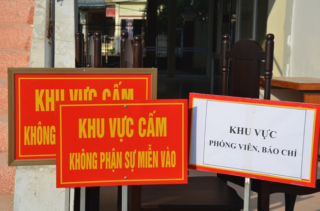 [ẢNH] Hội trường sức chứa 8.000 người cho phiên xử vụ nữ sinh giao gà ở Điện Biên - Ảnh 6.