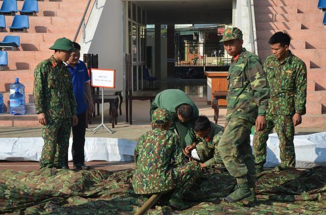 [ẢNH] Hội trường sức chứa 8.000 người cho phiên xử vụ nữ sinh giao gà ở Điện Biên - Ảnh 7.
