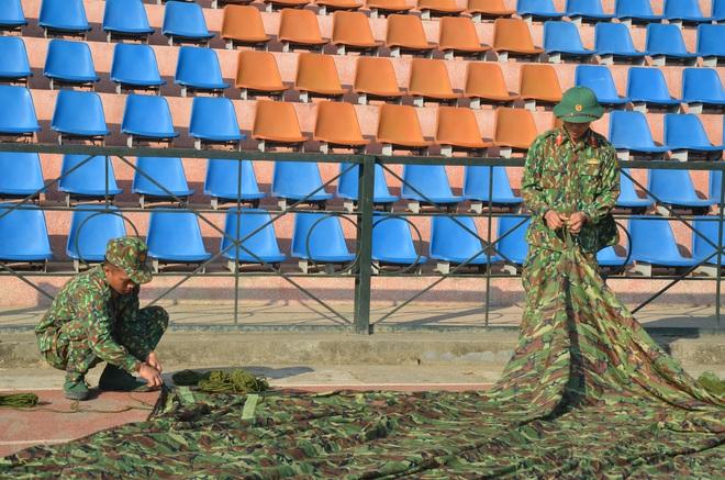 [ẢNH] Hội trường sức chứa 8.000 người cho phiên xử vụ nữ sinh giao gà ở Điện Biên - Ảnh 8.