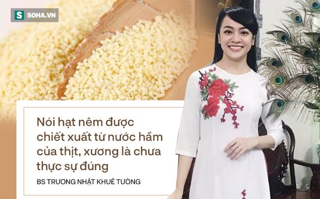 BS Trương Nhật Khuê Tường: Người Việt tự hại sức khỏe thế nào khi dùng bột nêm sai cách?
