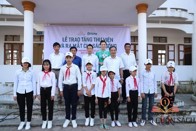 """Khi danh thủ Quang Hải, MC Thảo Vân """"duyệt"""" ước mơ của học sinh nghèo Can Lộc - Ảnh 13."""