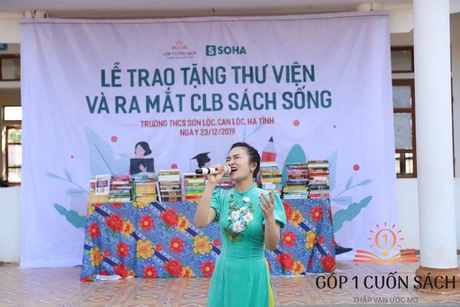 """Khi danh thủ Quang Hải, MC Thảo Vân """"duyệt"""" ước mơ của học sinh nghèo Can Lộc - Ảnh 11."""