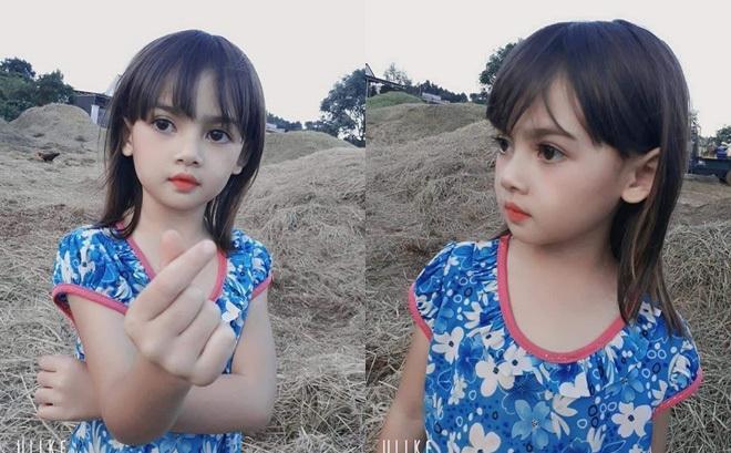 """Cô bé người Ba Na xinh đẹp ở Gia Lai khiến dân mạng trầm trồ: """"Hoa hậu tương lai đây rồi!"""""""